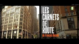 Documentaire Les carnets de route de François Busnel : un air de New York
