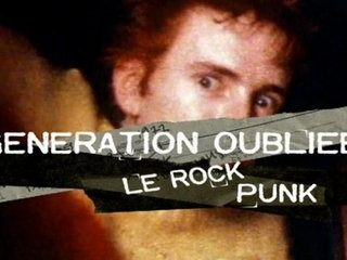 Documentaire sur le punk rock