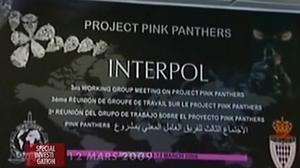 Documentaire sur les pink panthers