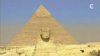 Documentaire sur le Sphinx de Gizeh