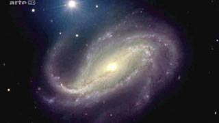 Documentaire sur Edwin Hubble et l'univers