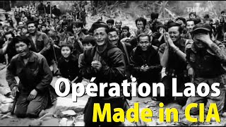 Documentaire Opération Laos, made in CIA