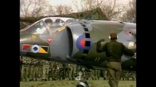 Documentaire Avions de chasse – le Harrier
