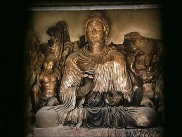 Documentaire Gandhara, l'envol du bouddhisme