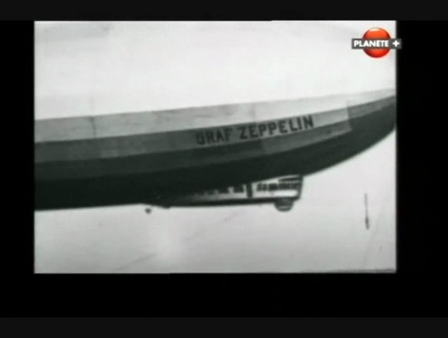 Documentaire Plus léger que l'air – La montée du Zeppelin