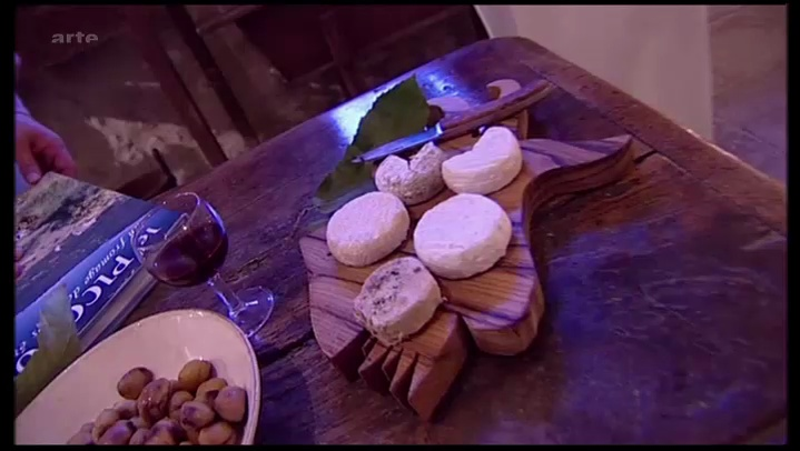 Documentaire Escapade gourmande – Ardèche