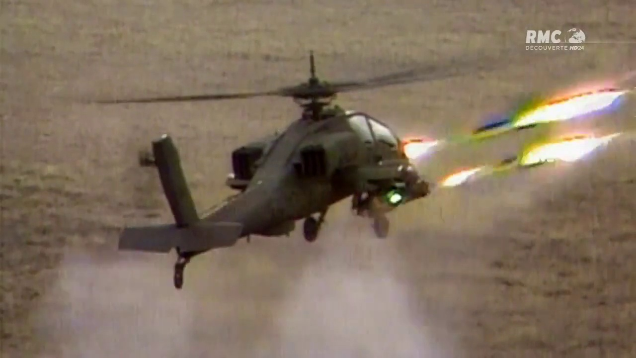 Helicoptères apache