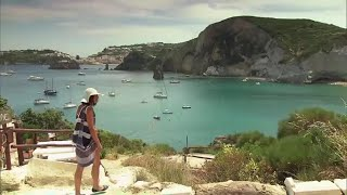 Documentaire Bell' Italia : île de Ponza