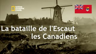 Documentaire Octobre-Novembre 1944 : la bataille de l'Escaut