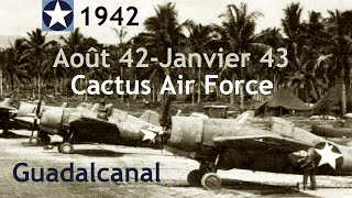 Documentaire Guadalcanal : Cactus Air Force
