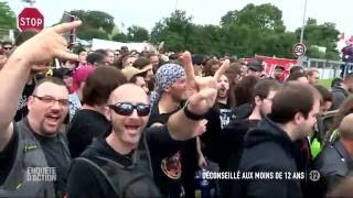 Enquete d'Action – Alcool, drogue et decibels – La face cachee des festivals – W9 – 13.08.2016