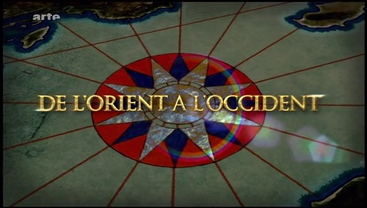 Documentaire De l'orient à l'occident – 7 – L'empire Ottoman & le monde occidental