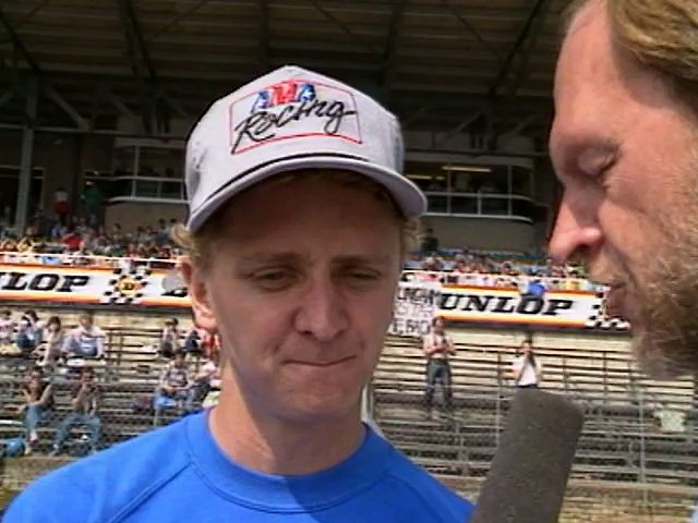 Documentaire Pilotes de légende : Kevin Schwantz