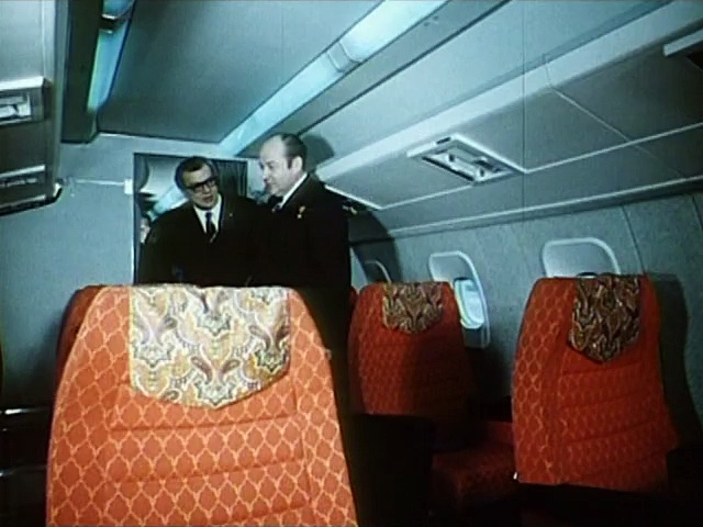 Documentaire Tupolev-144