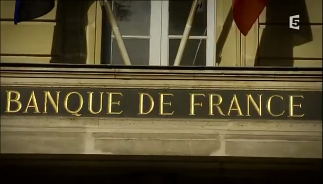 Documentaire 1940, l'or de la France a disparu