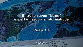 Documentaire Au-delà d'internet – 1 – Tor et Darknet