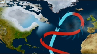 Documentaire Gulf Stream, le talon d'achille