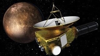 Documentaire Mission New horizons, direction Pluton