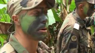Documentaire Les commandos de l'Amazone