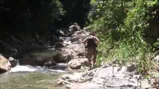 Documentaire Canyoning en Republique Dominicaine