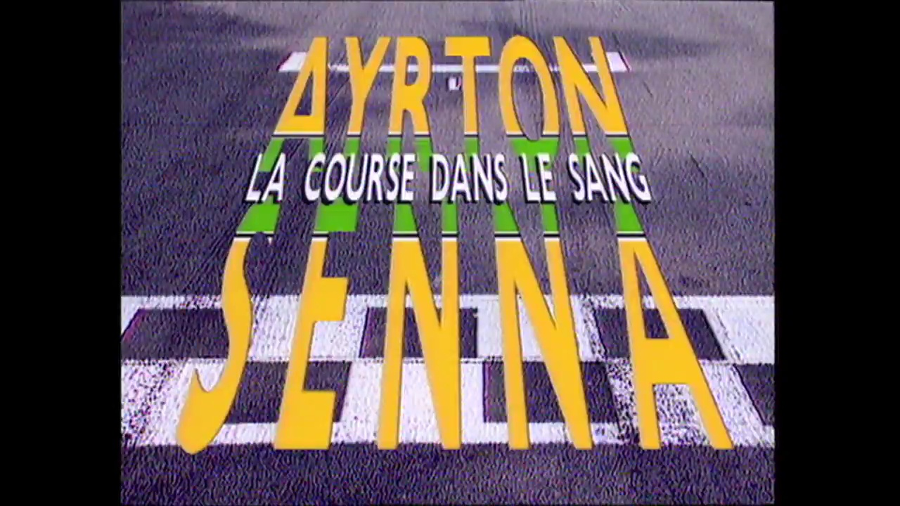Documentaire Ayrton Senna