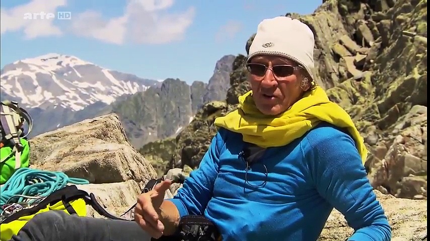 Documentaire La Compagnie des Guides de Chamonix