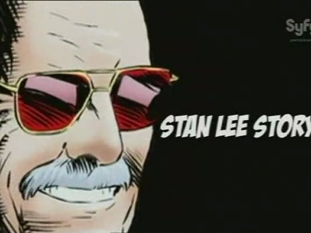 Documentaire With great power: The Stan Lee Story (1/2)