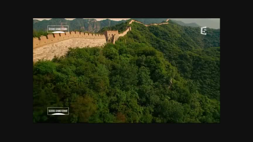 Documentaire La grande muraille de Chine