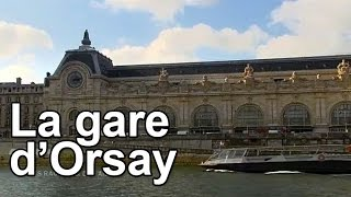 Documentaire La gare d'Orsay