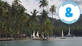 Documentaire Transcaraïbes –  Miami, Porto Rico, Saint-Dominigue, Saint-Martin, Nevis, Les Saintes