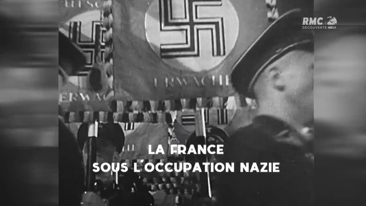 La France sous l'occupation Nazie #1