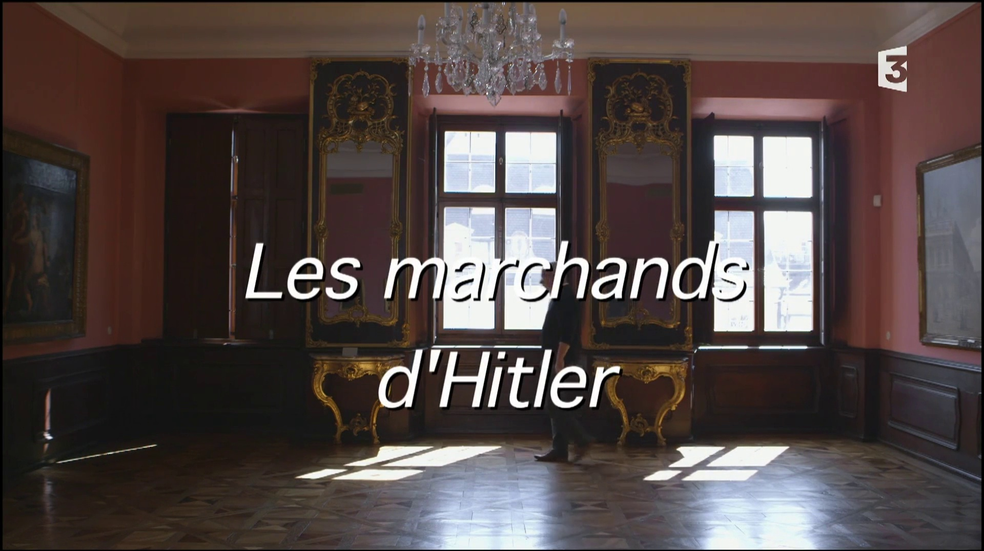 Documentaire Les marchands d'Hitler (1/2)