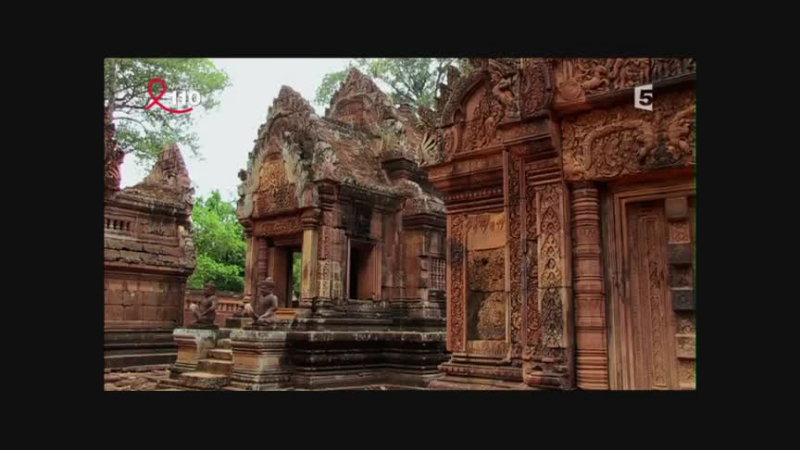 Documentaire Aux sources d'Angkor