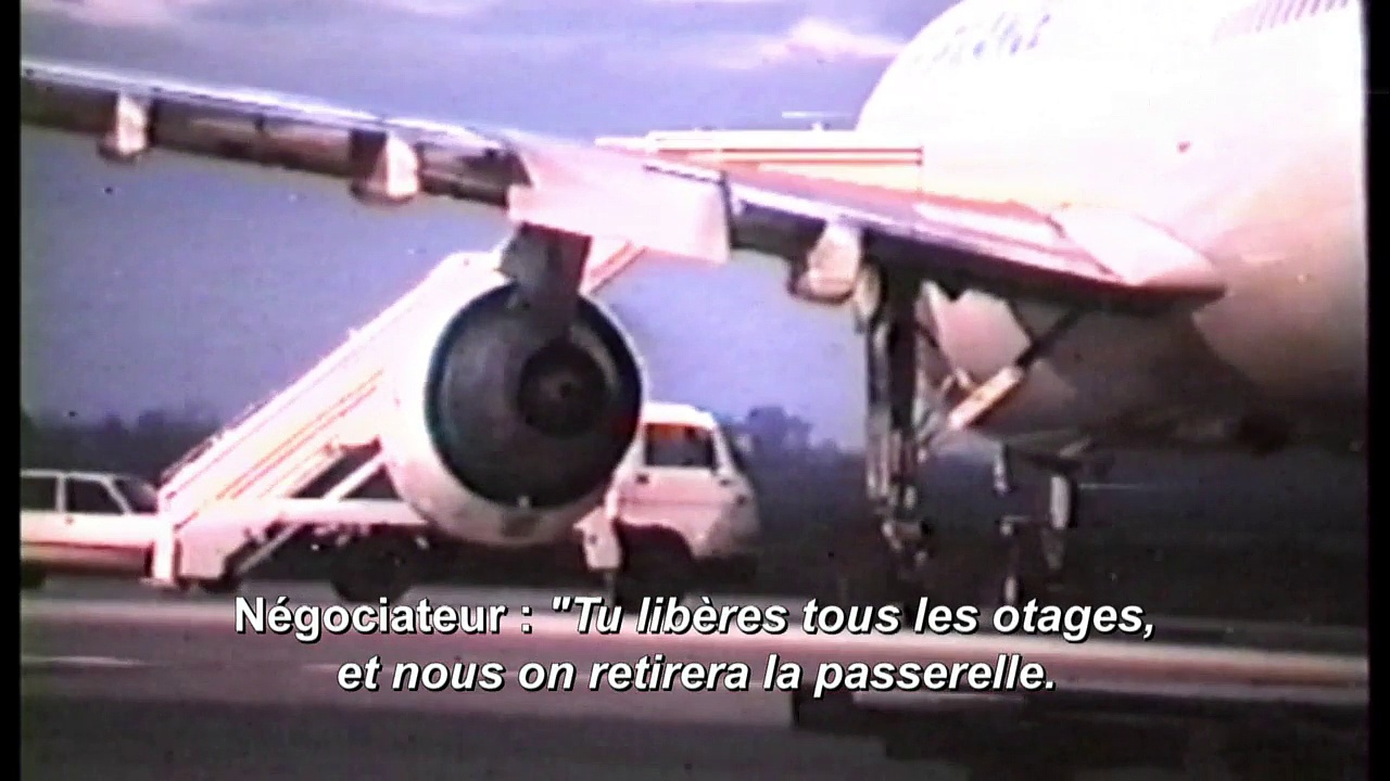 Documentaire Flashback, la prise d'otages du vol Paris-Alger