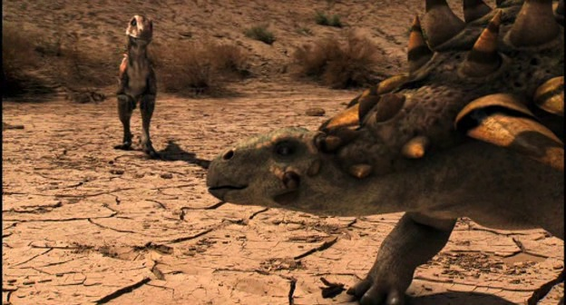 Documentaire Jurassic Fight Club – 8/12 – Le naufrage des carnassiers