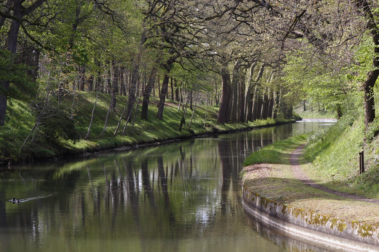 Documentaire Le canal du Midi
