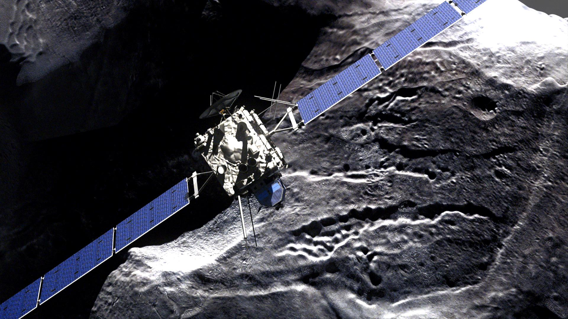 Documentaire Mission Rosetta – Aux origines de la vie