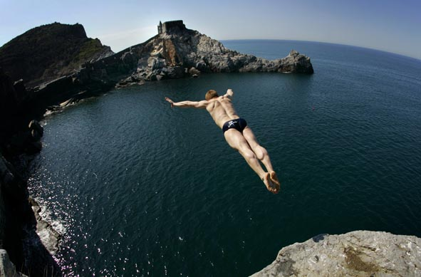 Documentaire Plongeon de haut vol sur Marseille