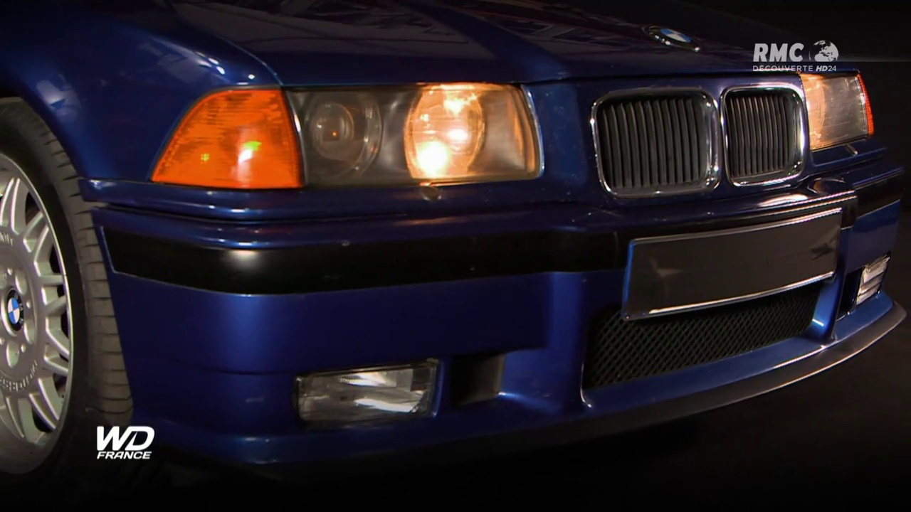Documentaire Wheeler Dealers France – BMW M3