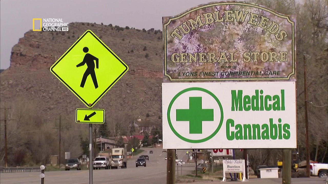 Documentaire American Weed – E06- 4.20