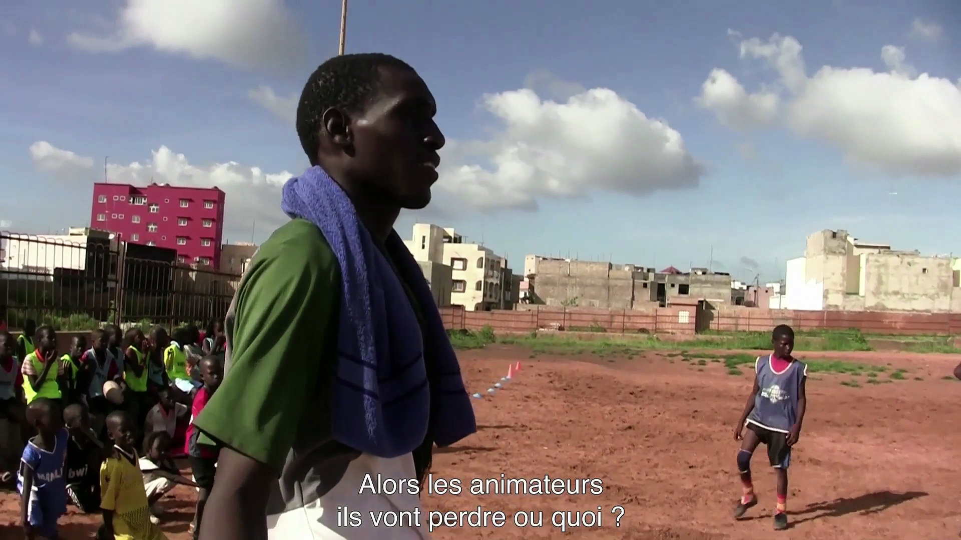 Documentaire Sénégal oval : la maison du rugby