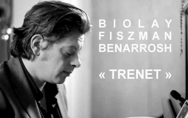 Documentaire Benjamin Biolay chante Charles Trenet