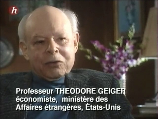 Documentaire La Guerre Froide: le plan Marshall (1947-1952) (03/24)