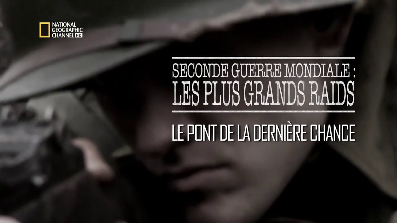 Documentaire Seconde Guerre Mondiale – Les plus grands raids – Episode 3