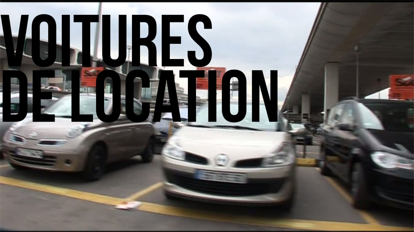 Documentaire Voitures de location