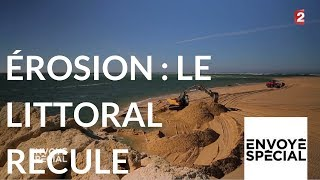 Documentaire Littoral, contre vents et marées