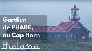 Documentaire Gardien de phare au Cap Horn