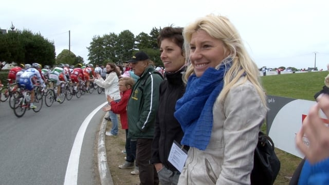 Documentaire Championnat de France de cyclisme 2013