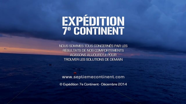 Documentaire Expedition 7e Continent
