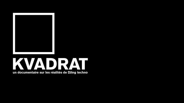 Documentaire Kvadrat